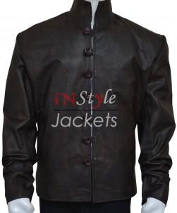 Da Vinci's Demons Cowhide Leather Jacket