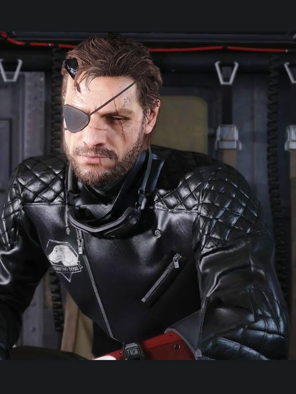 Metal Gear Solid Black Jacket