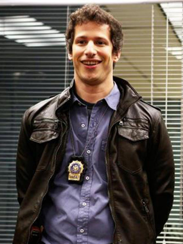 Brooklyn Nine Nine Brown TV Series Jacket