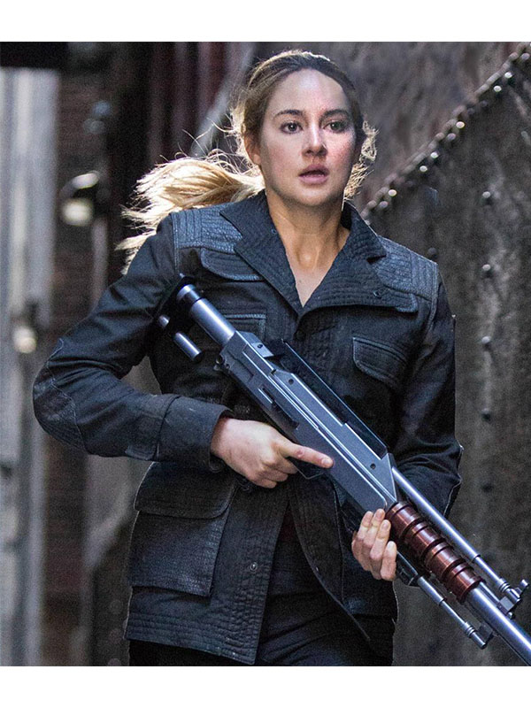 Shailene Woodley Divergent Jacket