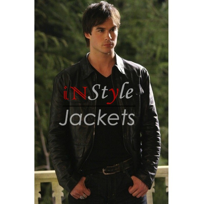 Stefan Salvatore Clothing